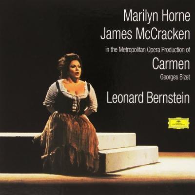Bizet: Carmen (3 Plak) Georges Bizet