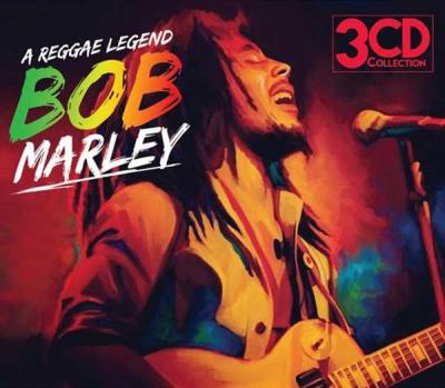 A Reggae Legend Bob Marley (3 CD)