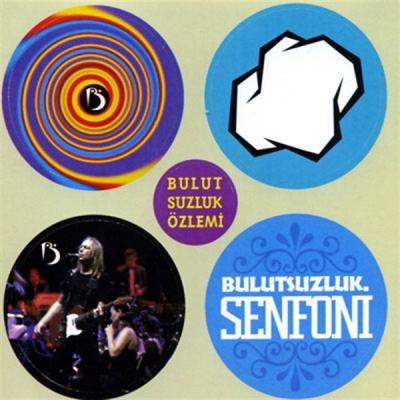 Bulutsuzluk Senfoni (CD)