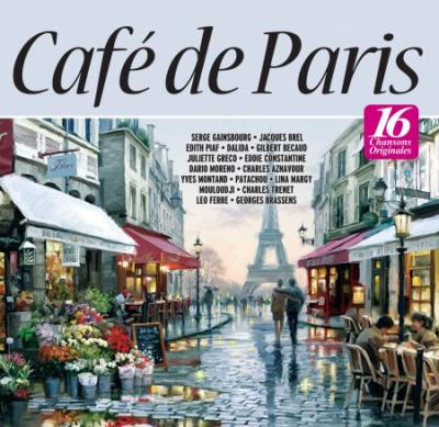 Cafe de Paris (Plak)
