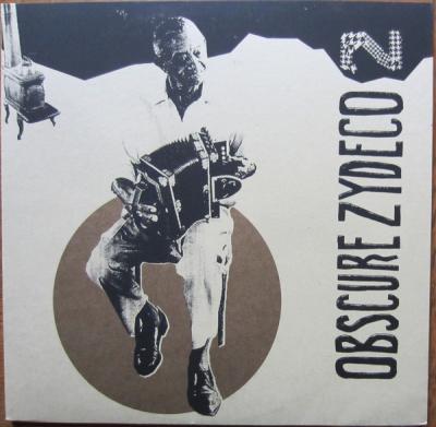 Hypnotic Cajun & Obscure Zydeco 2 (Plak)