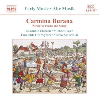 Orff: Carmina Burana (CD)