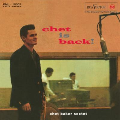 Chet Is Back! (Plak)