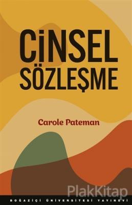 Cinsel Sözleşme Carole Pateman
