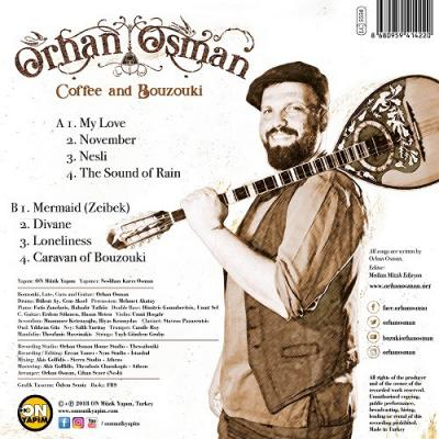 Coffee and Bouzouki (Plak) %10 indirimli Buzuki Orhan Osman