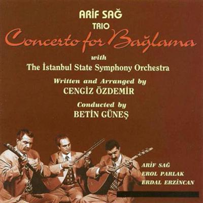 Concerto for Baglama (CD)