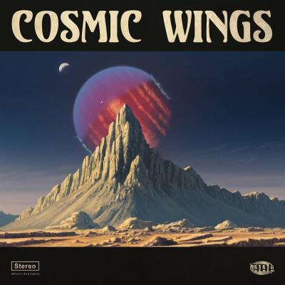 Cosmic Wings (Plak)