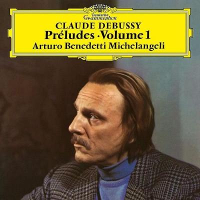 Debussy Preludes Volume 1 (Plak)