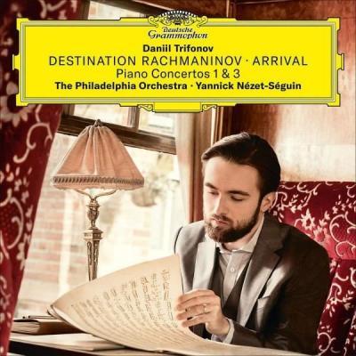 Destination Rachmaninov Arrival Piano Concertos 1 & 3 (2 Plak)