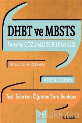 DHBT ve MBSTS Tamamı Çözümlü Soru Bankası