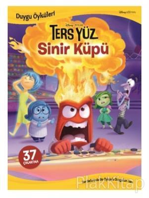 Disney Pixar Ters Yüz Sinir Küpü - Duygu Öyküleri