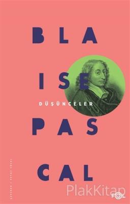 Düşünceler Blaise Pascal