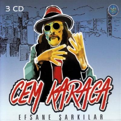 Efsane Şarkılar (3 CD)
