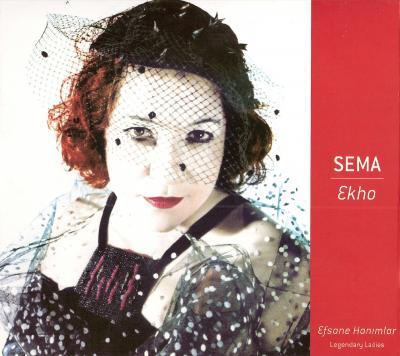 Ekho Efsane Hanımlar (CD)