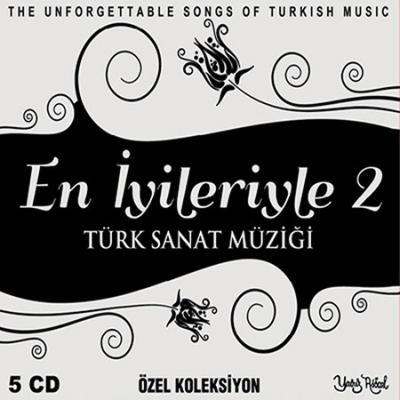En İyileriyle Türk Sanat Müziği 2 (5 CD)