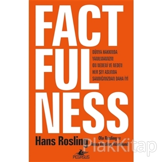 Factfulness (Ciltli) Hans Rosling