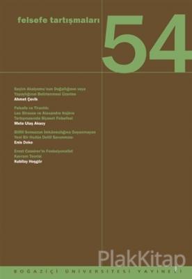 Felsefe Tartışmaları 54 Kolektif