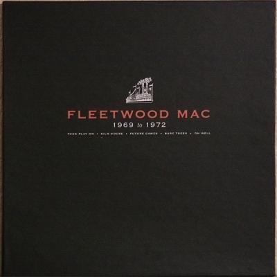 Fleetwood Mac: 1969 To 1972 (5 Plak)