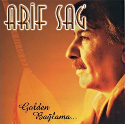 Golden Bağlama (CD)