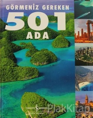 Görmeniz Gereken 501 Ada (Ciltli) Kolektif