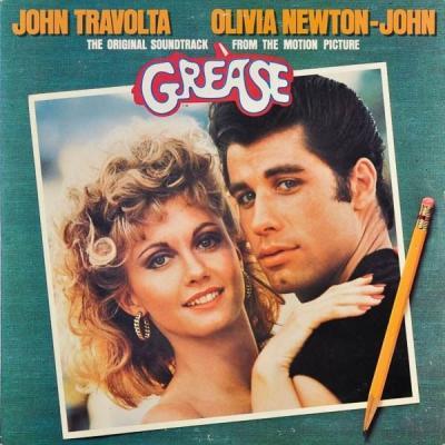 Grease (2 Plak)