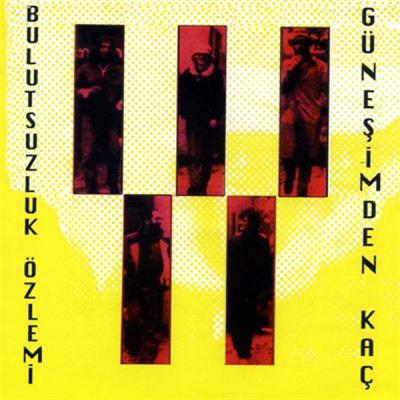 Güneşimden Kaç (CD)