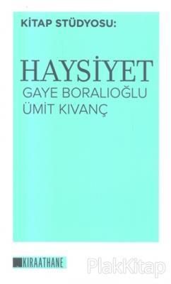 Haysiyet Gaye Boralıoğlu