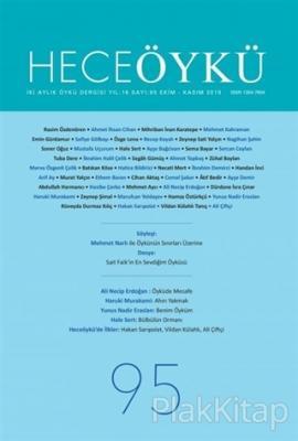Hece Öykü Dergisi Sayı: 95 (Ekim - Kasım 2019) Kolektif