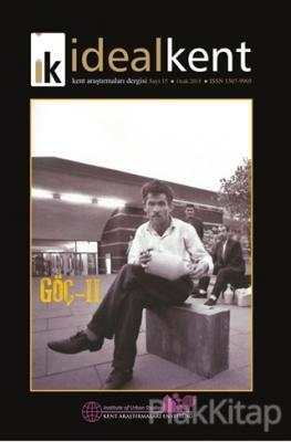 İdeal Kent - Kent Araştırmaları Dergisi Sayı: 15