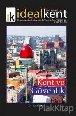 İdeal Kent - Kent Araştırmaları Dergisi Sayı: 23