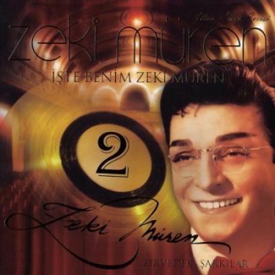 İşte Benim Zeki Müren 2 (CD)