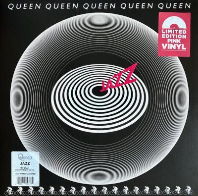 Jazz (Pink Vinyl) (Plak)