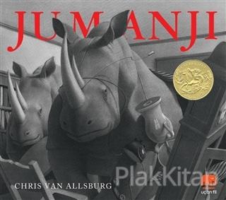 Jumanji Chris Van Allsburg