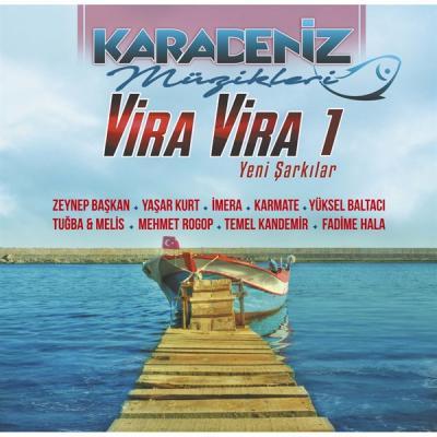 Karadeniz Müzikleri Vira Vira 1 (Plak) Çeşitli Sanatçılar