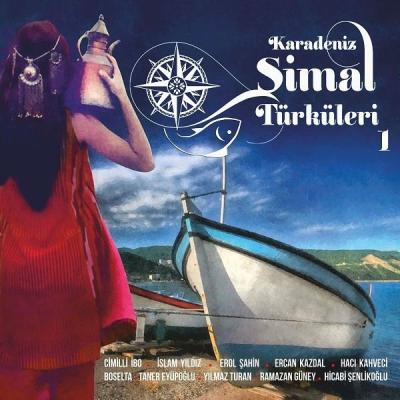 Karadeniz Şimal Türküleri (Plak) Çeşitli Sanatçılar