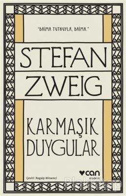 Karmaşık Duygular Stefan Zweig
