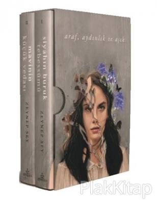 Kayıp Serisi Seti (2 Kitap Takım)