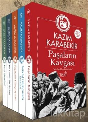 Kazım Karabekir Seti (5 Kitap Takım)