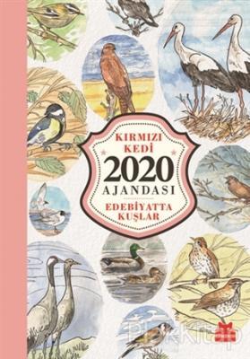 Kırmızı Kedi Ajandası 2020