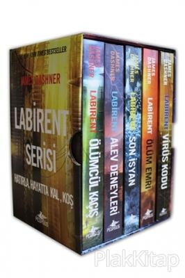 Labirent Serisi Seti (5 Kitap)