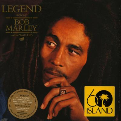 Legend The Best Of Bob Marley And The Wailers (2 Plak)