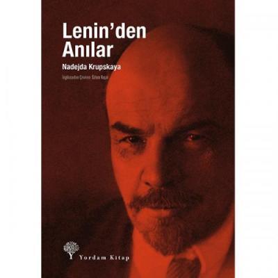 Lenin'den Anılar Nadejda Krupskaya