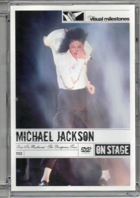 Live In Bucharest The Dangerous Tour (DVD)