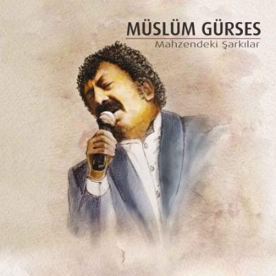 Mahzendeki Şarkılar (Plak) Müslüm Gürses