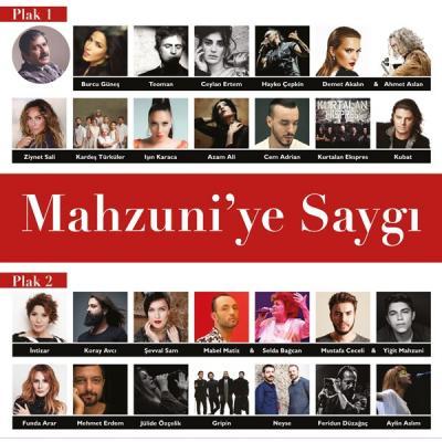 Mahzuni'ye Saygı (2 Plak)
