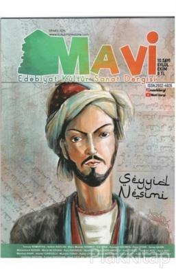Mavi Edebiyat Kültür ve Sanat Dergisi Sayı: 10 Eylül 2019