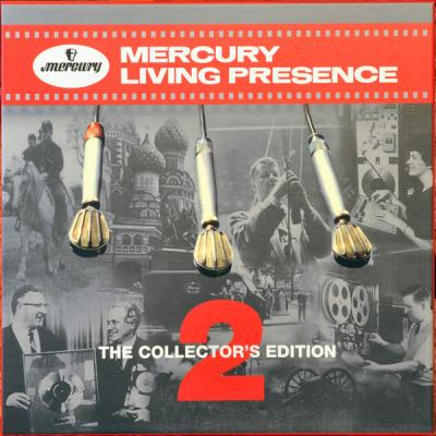 Mercury Living Presence The Collector's Edition Vol.2 (6 Plak)