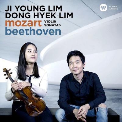 Mozart, Beethoveen: Violin Sonatas (CD)