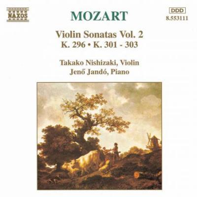 Mozart: Violin Sonatas Vol. 2 (CD)