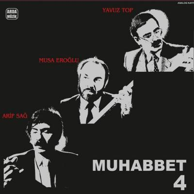 Muhabbet 4 (Plak)